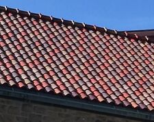 Glazed Ludowici Spanish Tile Roofing Amazing colors!