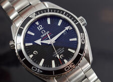 OMEGA PLANET OCEAN JAMES BOND 222.30.46.20.01.001 BOX/PAPERS/GTEE QUANTUM MODEL