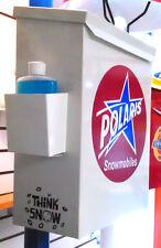 POLARIS VINTAGE STYLE GAS OIL DELUXE TOWEL BOX  NEW
