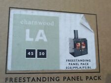 Charnwood LA45/50 Fascia Panel Pack Only Black 020/PPLA/FS/BL (Top & Sides Only)