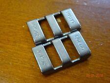 VINTAGE Nikon Metal Strap Buckles (Set of 2) - Genuine Nikon Accessory