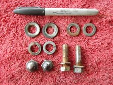 Rear shock mount bolts 1981 Kawasaki KZ750 KZ 750 H LTD
