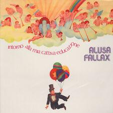 Alusa Fallax - Intorno Alla Mia Cattiva Educazi (Vinyl LP - 1974 - EU - Reissue)