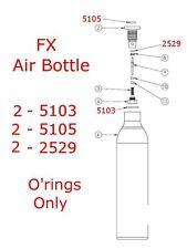 FX Airbottle O'ring Kit
