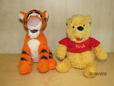 Disney Stuffed Plush Pooh & Tigger