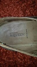 mens alexander mcqueen shoes size 8
