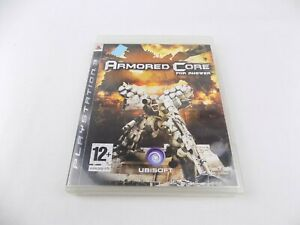Mint Disc Playstation 3 Ps3 Armored Core For Answer Free Postage
