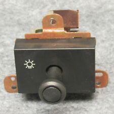 1991 Plymouth Acclaim Headlight Headlamp Switch Control w/ Knob 4373751 OEM 1476