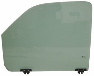 2003-2009 Kodiak/Topkick C4500-C8500 Front Left Window Glass Non-Tinted 15071386