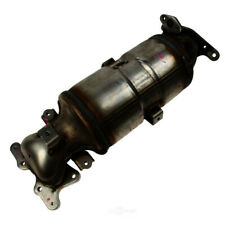 Exhaust Manifold with Integrated fits 2006-2011 Honda Civic  WD EXPRESS