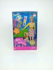 Barbie & Kelly Doll Art Teacher Set Mattel 2002 Collectible Toy NRFB Blonde 2002