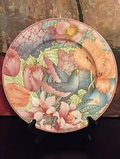 "VILLEROY & BOCH ""COROLLA"" SERVICE PLATE 11 7/8"" GALLO DESIGN CHINA NEW W.GERMANY"