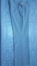 NWT Worthington Women's Petite Stretch Straight Leg Gray Heather Pants Size 8P