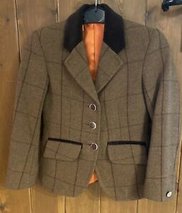 Le Beau Cheval Childs Tweed  Jacket