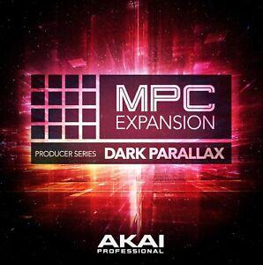 Dark Parallax  - Expansion for AKAI MPC/Force