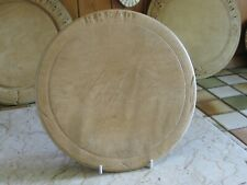 Vintage Carved Wooden Bread Board Kitchenalia