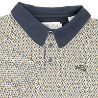"Tehama Clint Men Large 47"" Arnold Palmer Bay Hill Golf Polo Shirt Tear Drop"