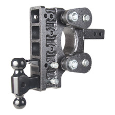 """GenY GH1125 Drop Hitch 7.5"""" Adjustable Drop/Rise Hitch 2.5"""" Receiver 16K Tow"""