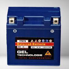 Panther Motorradbatterie Quad Batterie GEL YTZ-7S - 12 V / 6 Ah - 50616 YTZ7S