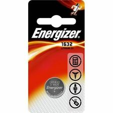 Energizer Battery CR 1632 Coin Cell Lithium 140 mAh 3v Cr1632