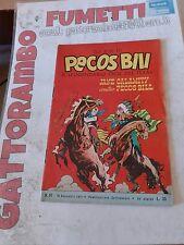 Gli Albi Di Pecos Bill N.61 Anno 61 - Mondadori Buono