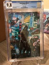 Blade Runner 1 John Gallagher Cgc 9.8 1st Of Appearance Of Detective Ash Ashina