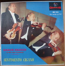 GABOR RADICS SENTIMENTO CIGANO BRAZIL PRESS LP