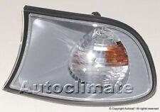Marelli NS Passenger Side Front Indicator Light Lamp - BMW 3 Series E46 1998-On