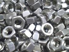 500 acciaio inox DADI + RONDELLE SET M5, M6, M8, M10, M12 Assortimento
