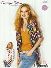 Stylecraft Classique Cotton DK 9288 Wraps