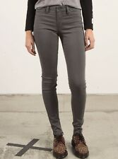 2017 NWT WOMENS VOLCOM LIBERATOR LEGGINGS $60 5/27 storm cloud jeans pants