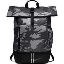 186f00d18247 Nike Sport Printed Golf Backpack Ba5756 036 Anthracite black Camo