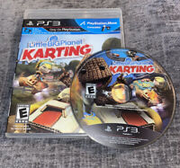 LittleBigPlanet Karting - Complete no Manual (Sony PlayStation 3) Free Shipping!