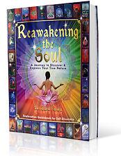 Self-Improvement Exploration Guidebook/ Spiritual Art, Painting,Yoga, Meditation