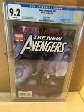 New Avengers 40 CGC 9.2 2nd print 1st. Appearance Skrull Queen Veranke