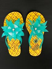 5ea80313abf54b Flip Flops Women s Plastic Sandals 6 Women s US Shoe Size for sale ...