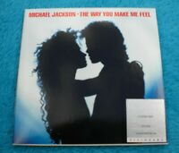 "Michael Jackson Dual Disc "" The Way You Make Me Feel "" Visionary  DVD CD Video"