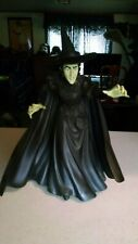 Wizard Of Oz Wicked Witch Musical Figurine Sfmb 2005 App.16""