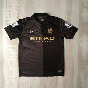 Manchester City Away football shirt 2013 - 2014 #9 Negredo young l