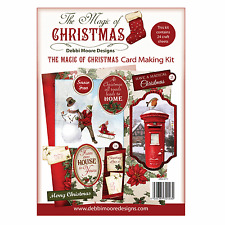 Debbi Moore The Magic of Christmas Cardmaking Kit