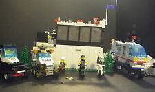 Lego Lot Assortment ~ Police Themed~ ..Motorcycle ..Walkie talkie Much More