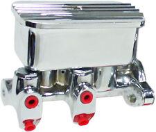 Universal Master Cylinder Polished Aluminum Fits All vehicles