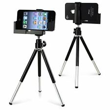 New Mobile Rotatable Tripod Stand Camera Holder for Apple iPhone 5 4 4S 4G iPod
