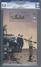 Peter Panzerfaust #15   Ghost Variant Edition  1st Print   CGC 9.8