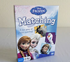 Kids Girl Toys Disney Frozen Memory Matching Game Play Observe Picture Cards Fun
