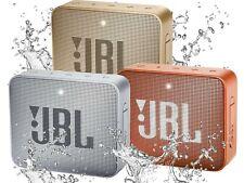 New JBL GO 2 Waterproof Portable Wireless Bluetooth Speaker iPX7 Waterproof