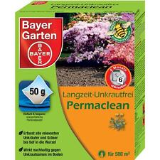 Bayer Langzeit-Unkrautfrei Permaclean 500 g (10 x 50 g)