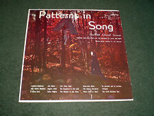 Patterns In Song The JM Choral Group~RARE Private Xian Catholic Gospel~Christian