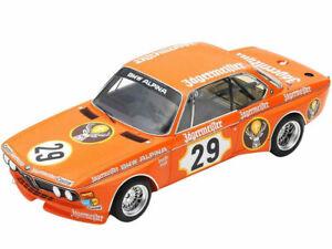 Spark 1:18 BMW CSL 1973 Nurburgring Winner Lauda/Muir 18S413 BRAND NEW!!