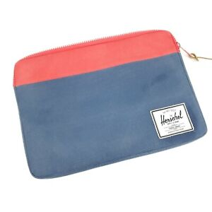"""Herschel Tablet Sleeve Case For iPad Mini Kindle Blue Red 13"""""""